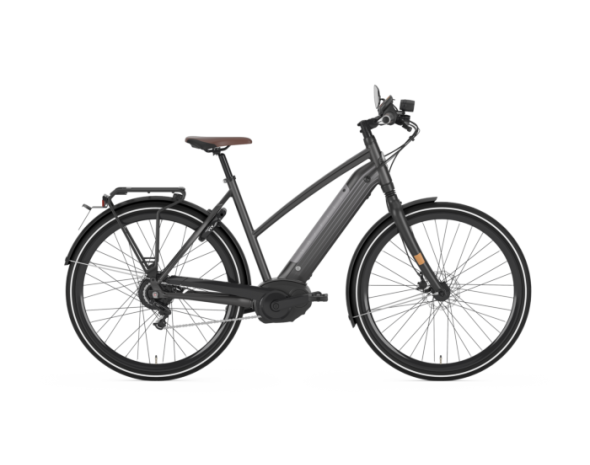 Cityzen Speed 380 Mat Black